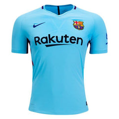 Barcelona 17/18 Away Jersey Jersey TNT Soccer Shop