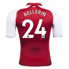 Arsenal 17/18 Home Jersey Bellerín #24 - IN STOCK NOW - TNT Soccer Shop