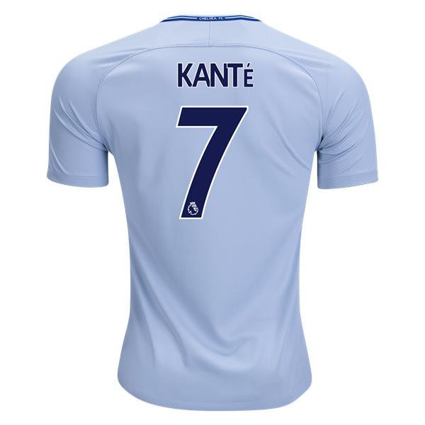 new product 57236 35a62 Chelsea 17/18 Away Jersey Kanté #7