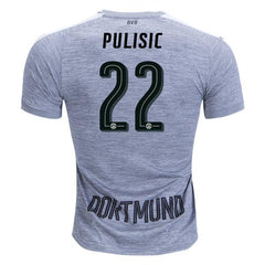 Borussia Dortmund 17/18 Third Jersey Pulisic #22 - IN STOCK NOW - TNT Soccer Shop