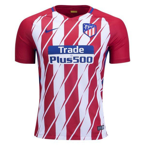 7ee495d5d26e Atletico Madrid 17 18 Home Jersey Griezmann  7 - IN STOCK NOW - TNT