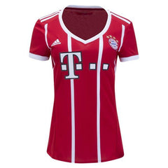 Bayern Munich 17/18 Home Women's Jersey - IN STOCK NOW - TNT Soccer Shop