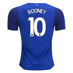 Everton 17/18 Home Jersey Rooney #10 Ready to Ship! Jersey TNT Soccer Shop