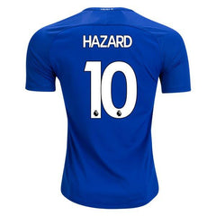 Chelsea 17/18 Home Jersey Hazard #10 - IN STOCK NOW - TNT Soccer Shop
