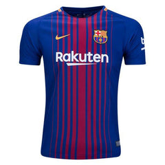 Barcelona 17/18 Home Youth Kit - IN STOCK NOW - TNT Soccer Shop