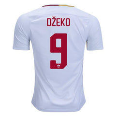 AS Roma 17/18 Away Jersey Džeko #9 - IN STOCK NOW - TNT Soccer Shop
