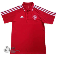 Man. United 2017 Red Polo - IN STOCK NOW - TNT Soccer Shop