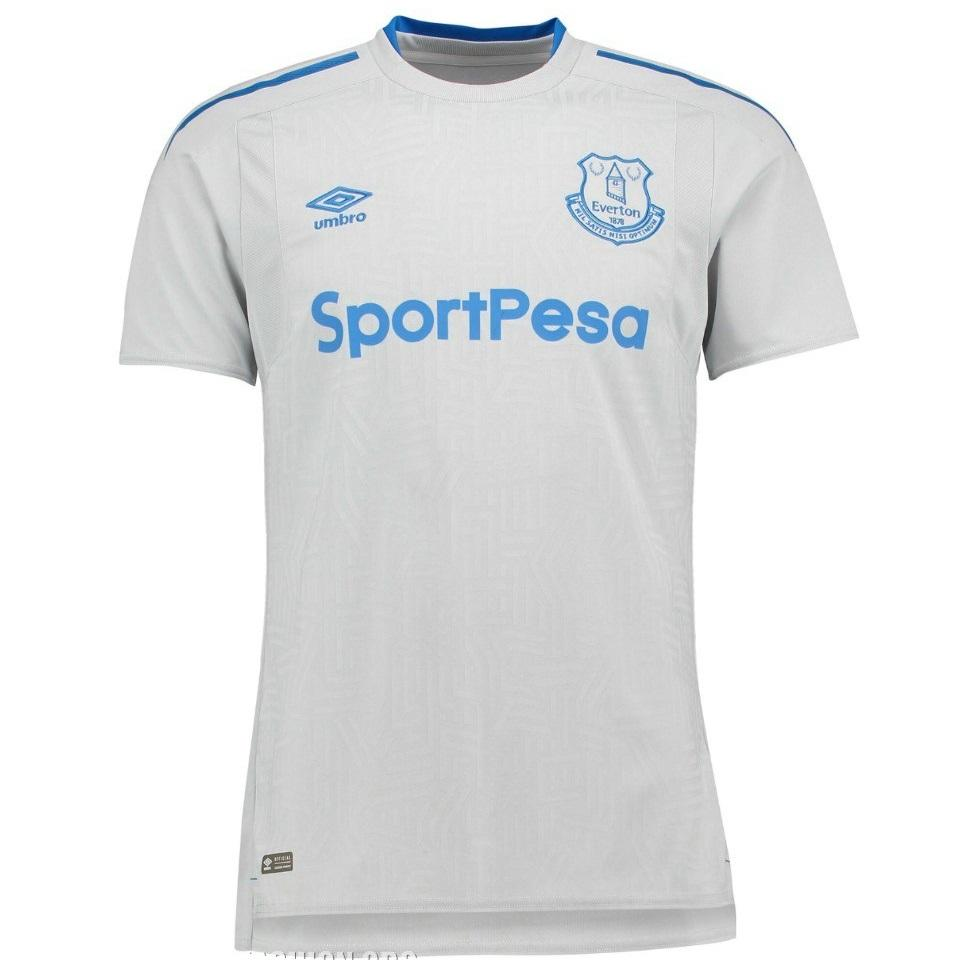 bb9cf2ee7 umbro everton home football jersey 2017 2018 ready stock  everton 17 18 away  jersey