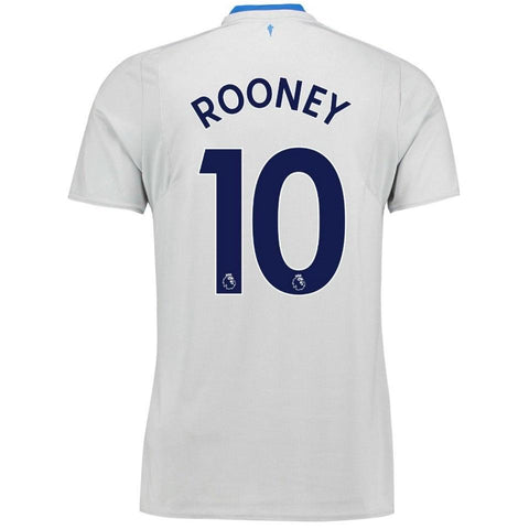 designer fashion 0bc68 1b44c Everton 17/18 Away Jersey Rooney #10