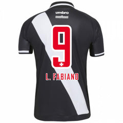 Vasco da Gama 17/18 Home Jersey L. Fabiano #9 - IN STOCK NOW - TNT Soccer Shop