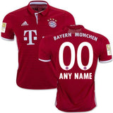 Bayern Munich 16/17 Home Full Kit Adult Kit TNT Soccer Shop