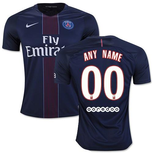 Paris Saint-Germain 16/17 Home Jersey Personalized - IN STOCK NOW - TNT Soccer Shop