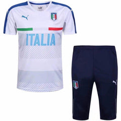 Italy 2017 White Training Kit - IN STOCK NOW - TNT Soccer Shop