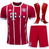 Bayern Munich 17/18 Home Full Kit - IN STOCK NOW - TNT Soccer Shop