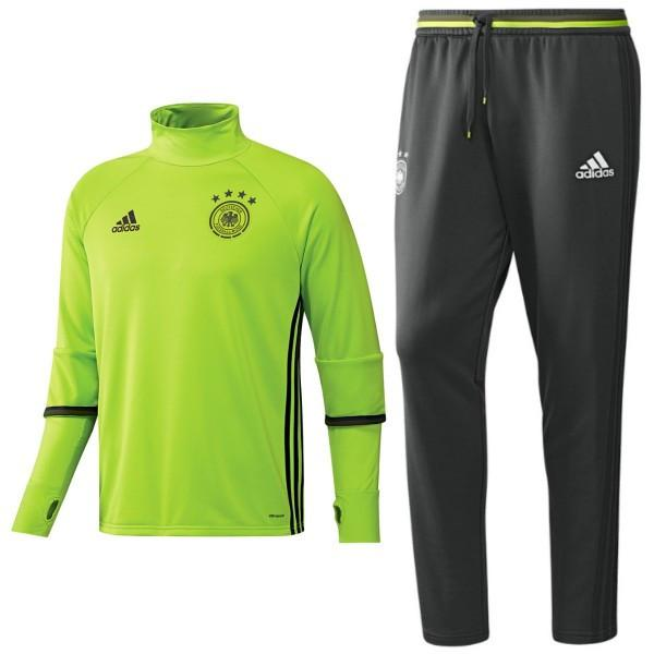 Germany 2016 Green Tracksuit - IN STOCK NOW - TNT Soccer Shop