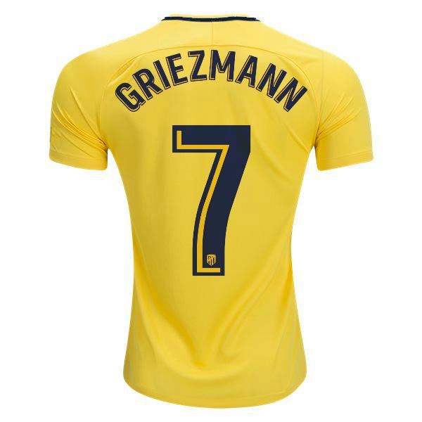 Atletico Madrid 17/18 Away Jersey Griezmann #7 - IN STOCK NOW - TNT Soccer Shop