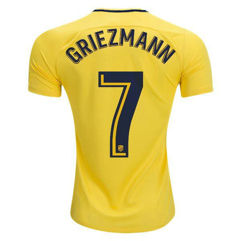 new style 40b7d 65832 Atletico Madrid 17/18 Away Jersey Griezmann #7