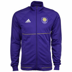 Orlando City SC 2017 Purple Jacket Jacket TNT Soccer Shop