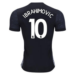 Man. United 17/18 Away Jersey Ibrahimovic #10