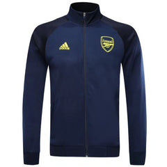 Arsenal 19/20 Navy Icon Track Jacket Jacket TNT Soccer Shop