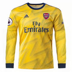 Arsenal 19/20 Away LS Jersey Personalized - IN STOCK NOW - TNT Soccer Shop
