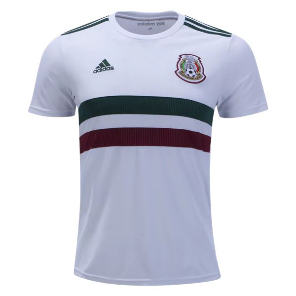 Mexico 2018 Away Jersey Jersey TNT Soccer Shop