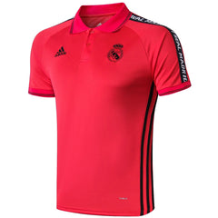 Real Madrid 19/20 Red Presentation Polo Polo TNT Soccer Shop