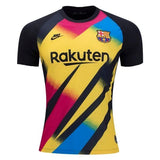 Barcelona 19/20 UCL Goalkeeper Jersey Personalized Jersey TNT Soccer Shop
