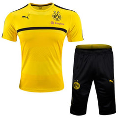 Borussia Dortmund 2017 Cyber Yellow Training Kit - IN STOCK NOW - TNT Soccer Shop