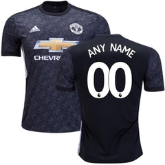 Man. United 17/18 Away Jersey Personalized - IN STOCK NOW - TNT Soccer Shop
