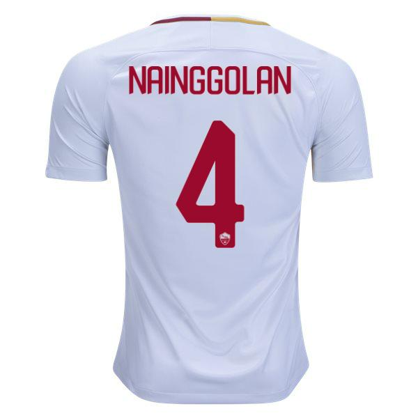 AS Roma 17/18 Away Jersey Nainggolan #4 Jersey TNT Soccer Shop