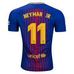 Barcelona 17/18 Home Jersey Neymar Jr #11 - IN STOCK NOW - TNT Soccer Shop