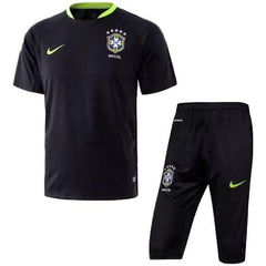 Brazil 2017 Black Training Kit - IN STOCK NOW - TNT Soccer Shop
