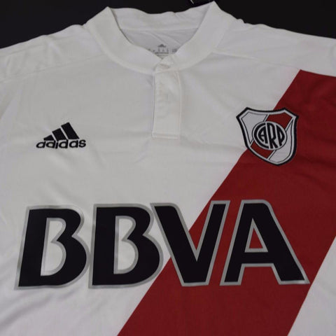 River Plate 17 18 Home Jersey Personalized - IN STOCK NOW - TNT Soccer Shop 330527aba