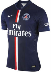 Paris Saint-Germain 14-15 Home Jersey READY TO SHIP! Jersey TNT Soccer Shop