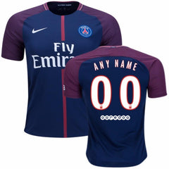 Paris Saint-Germain 17/18 Home Jersey Personalized - IN STOCK NOW - TNT Soccer Shop