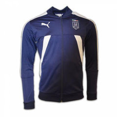 Italy 2017 Blue Training Jacket - IN STOCK NOW - TNT Soccer Shop