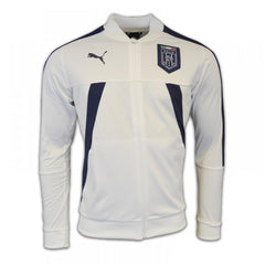 Italy 2017 White Training Jacket - IN STOCK NOW - TNT Soccer Shop