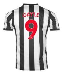 Newcastle 17/18 Home Jersey Gayle #9 Jersey TNT Soccer Shop