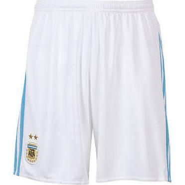 Argentina 15-16 Home Shorts - TNT Soccer Shop