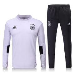 Germany 2017 White Tracksuit - IN STOCK NOW - TNT Soccer Shop