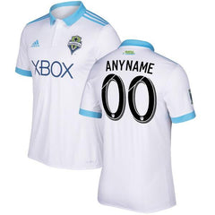 Seattle Sounders 17/18 Away Jersey Personalized Jersey TNT Soccer Shop