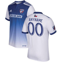 FC Dallas 2017 Home Jersey Personalized Jersey TNT Soccer Shop