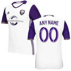 Orlando City SC 16/17 Away Jersey Personalized - IN STOCK NOW - TNT Soccer Shop