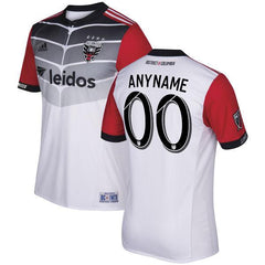 D.C. United 17/18 Away Jersey Personalized - IN STOCK NOW - TNT Soccer Shop