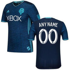 Seattle Sounders 16-17 Third Jersey Personalized Jersey TNT Soccer Shop