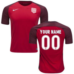 USA 2017 Third Jersey Personalized Jersey TNT Soccer Shop