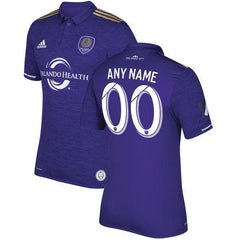 Orlando City SC 2017 Home Jersey Personalized Jersey TNT Soccer Shop