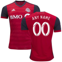 Toronto FC 2017 Home Jersey Personalized - IN STOCK NOW - TNT Soccer Shop