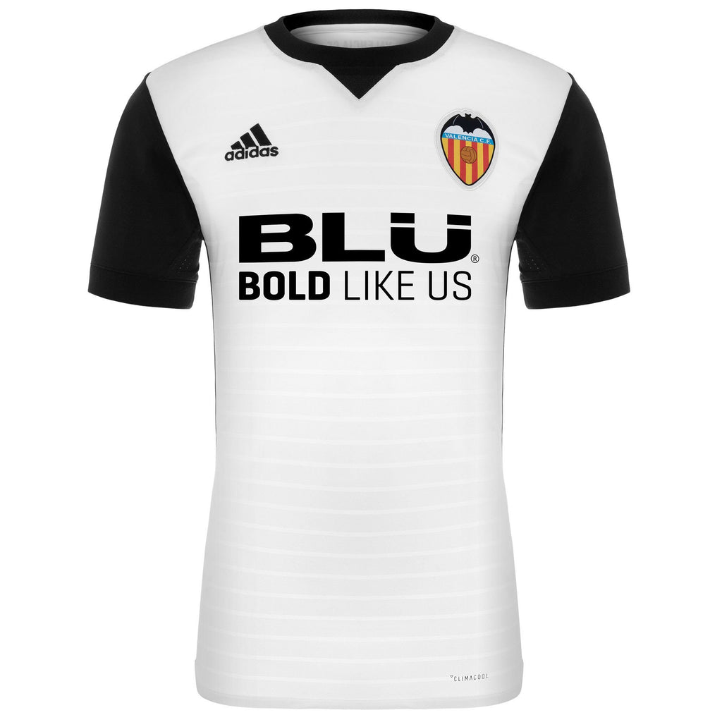 25578ef3bef Valencia 17/18 Home Jersey - IN STOCK NOW - TNT Soccer Shop